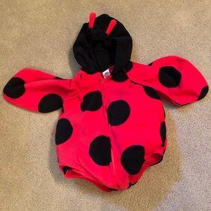 Baby 6-9M Carter's Lady Bug Halloween Costume 🎃